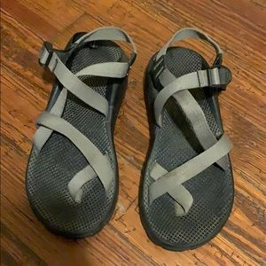 Gray Chacos